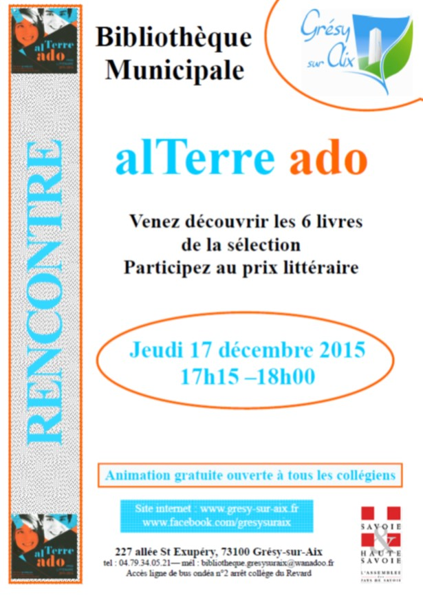Prix alTerre Ado