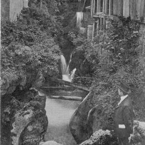 Gorges du Sierroz, sous les Moulins.