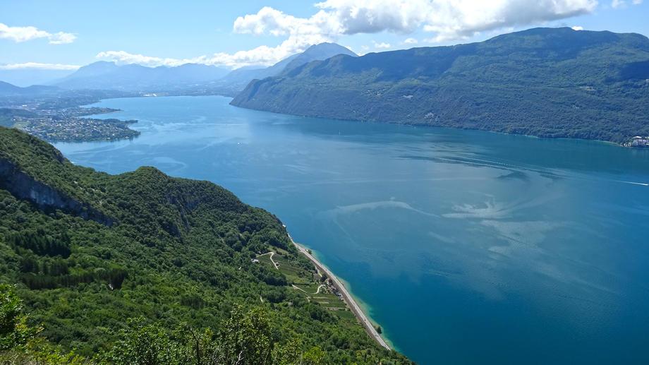 Imaginez le Lac du Bourget à l'horizon 2030 !