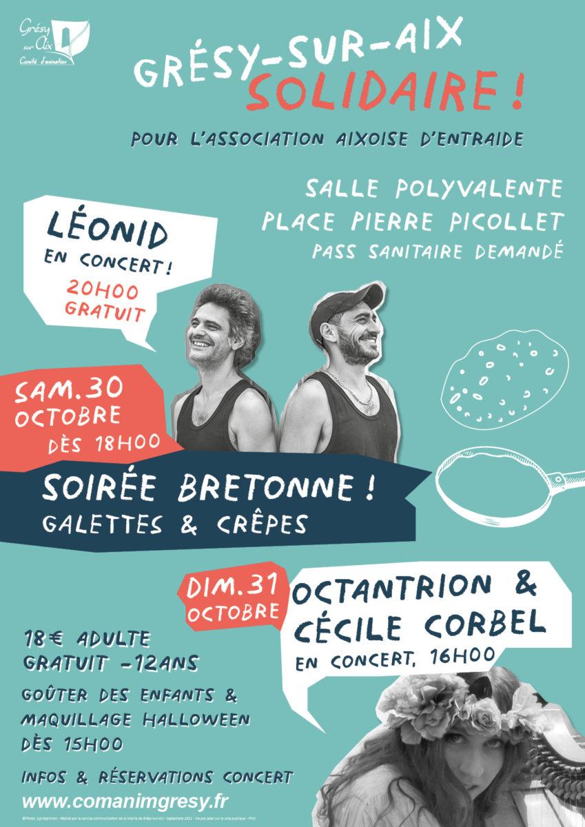 Grésy-sur-Aix Solidaire
